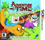 Adventure Time: Hey Ice King! Why'd You Steal Our Garbage?! (Nintendo 3DS)